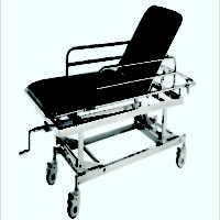 Stainless Steel Emergency Stretcher Care Vision