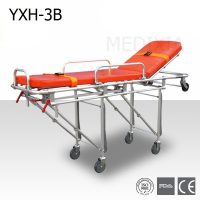 Aluminum Alloy Auto loading Stretcher For Ambulance YXH-3B